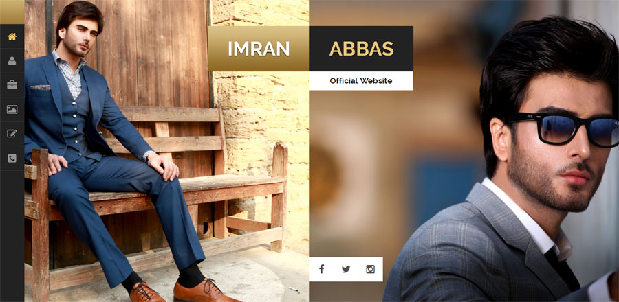 Imran Abbas Official Site